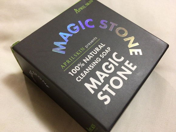 Review April Skin Magic Stone Malaysia