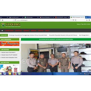 """Satpol PP Damkar Kabupaten Solok Lahirkan Inovasi """"SiPedas"""""""