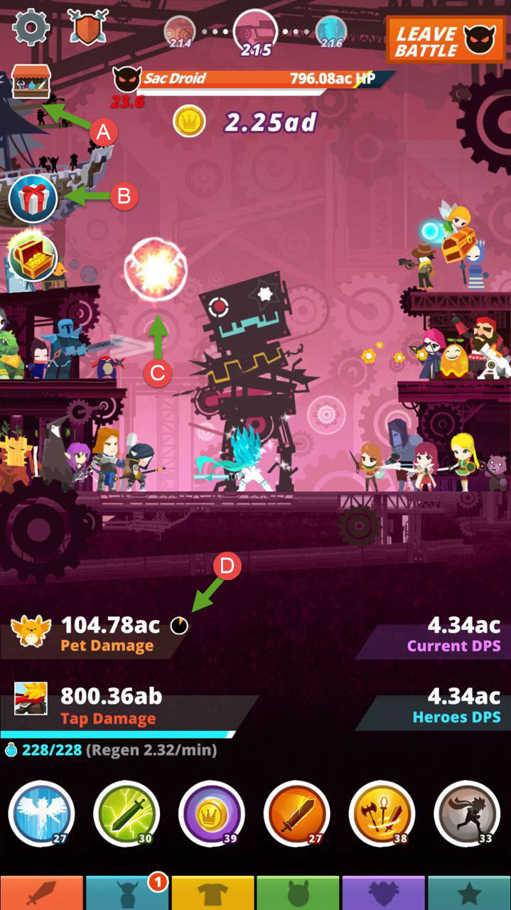 Tap Titans 2 Blog | Guide/Tips/Trick/Cheat/Tutorial: January