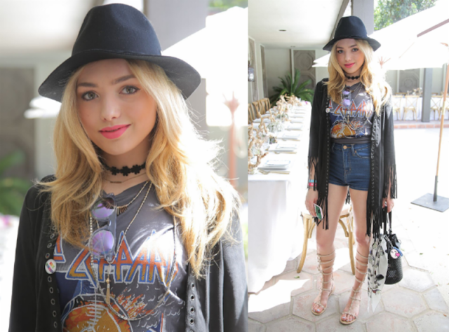 Peyton List Festival Fashion 2017