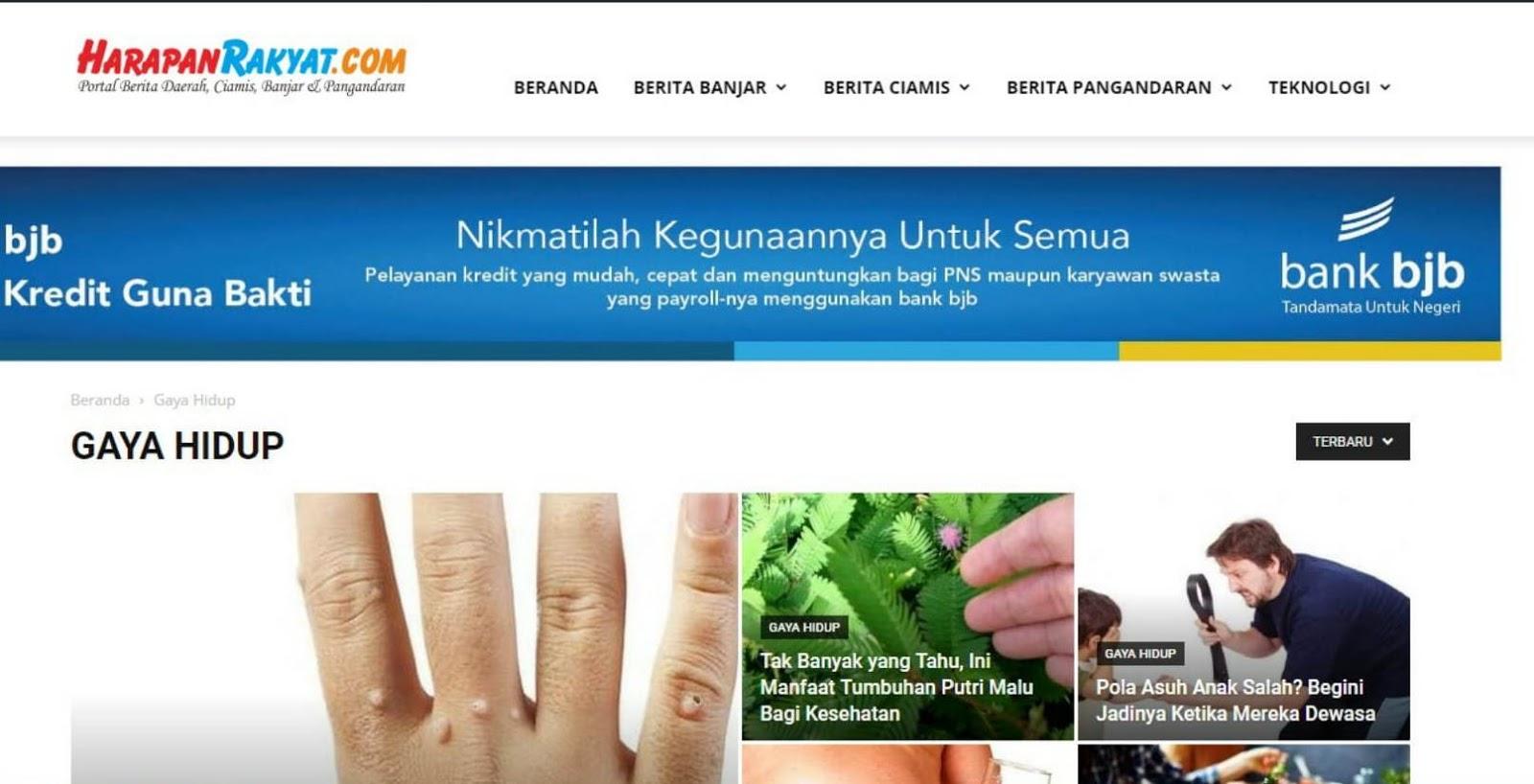 Harapan Rakyat Online, Portal Berita Lokal yang Bisa Bersaing dengan Media Nasional