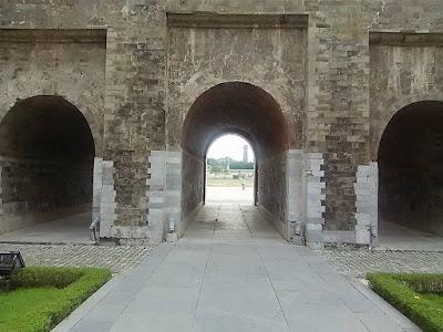 タンロン皇城の端門