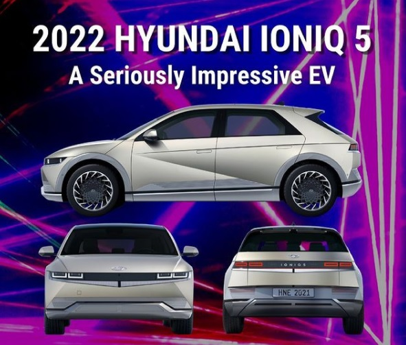 Review Hyundai ioniq 5