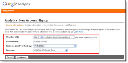 how to add google analytics in drupal 8