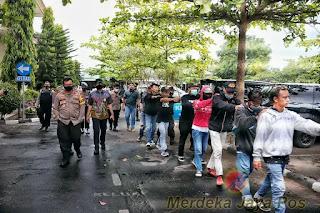 Aksi Demo: Tolak UU Cipta Kerja, Kapolda Jateng, Situasi Jateng Terkendali Dan Kondusif