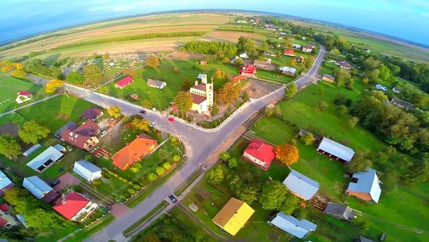 Сучасна панорама Пискоровичів