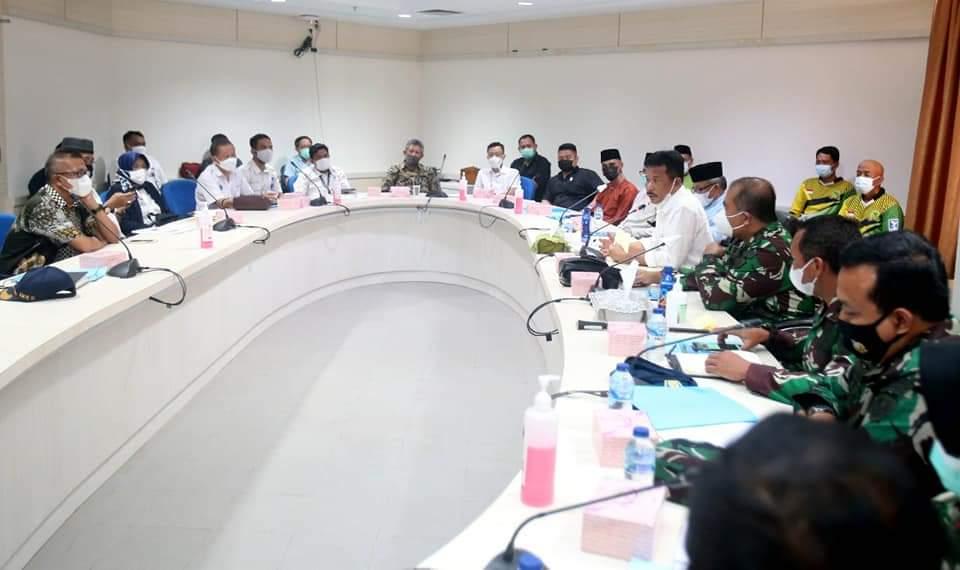 Pemko Batam Dukung Kegiatan Pelangi Nusantara Yang Digagas TNI AU