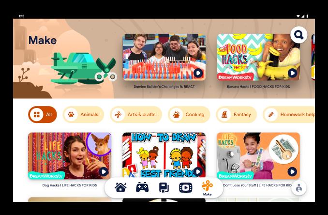 Google Kids Space คืออะไร ?