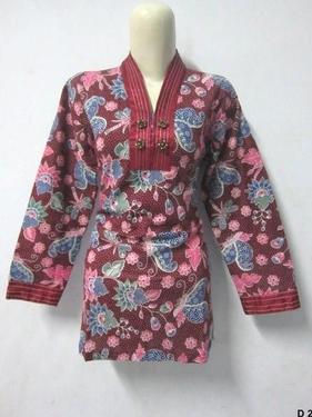 baju batik modern formal