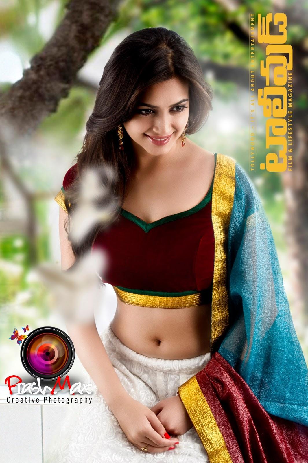 Kriti kharbanda latest hot photo shoot for magazine mar 2013