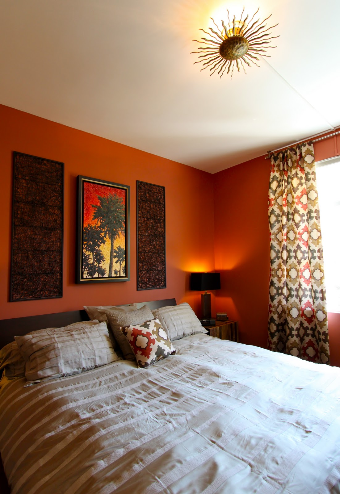 pic new posts: Wallpaper Accent Wall Master Bedroom