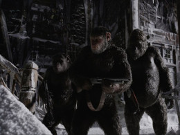 War for the Planet of the Apes shooting locations