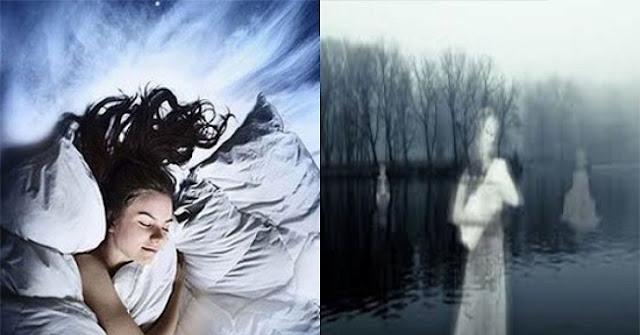 Khám phá ý nghĩa giấc mơ thấy hồn Ma & nằm ngủ mơ thấy Ma Quỷ