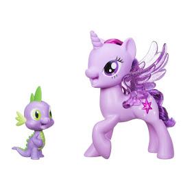 My Little Pony Princess Twilight Sparkle Spike the Dragon Friendship Duet