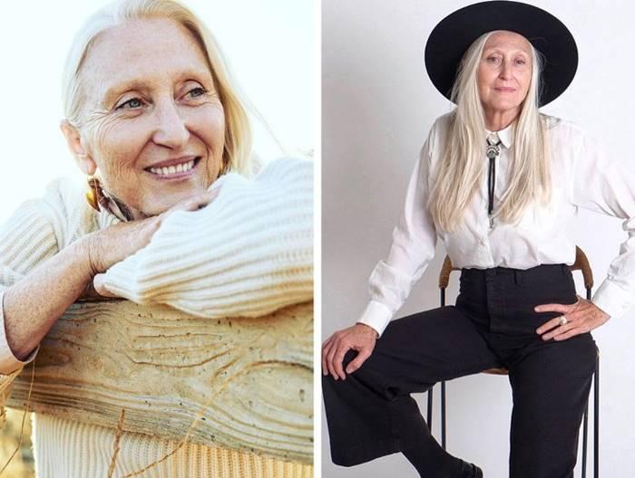 Gillean McLeod, 63 years old
