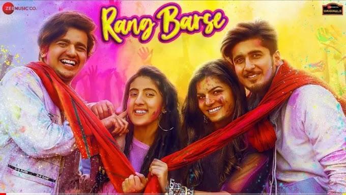 Rang Barse Lyrics - Mamta Sharma, Bhavin, Sameeksha & Vishal | Shaan | Zee Music Originals