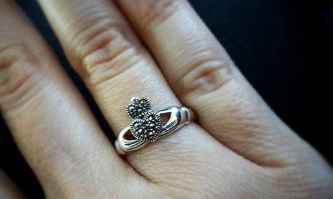 Irish Wedding Rings Claddagh 45 Spectacular Irish Claddagh Engagement Rings