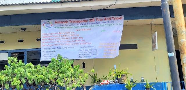 Alamat Kantor Amanah Transporter Jakarta