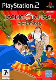 Jackie%2BChan%2BAdventures - Jackie Chan Adventures | Ps2