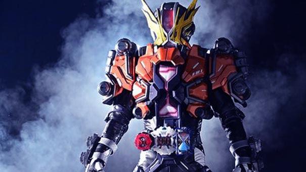 Tak Kalah Keren Dari Kamen Rider Zi-O II, Begini Penampakan Kamen Rider Geiz Revive