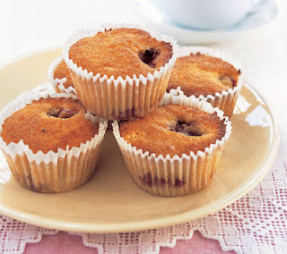 lemon and raspberry cupcakes recipe