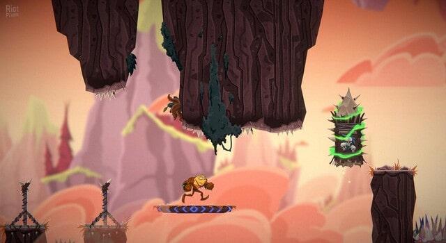 Battletoads Torrent Gameplay Images