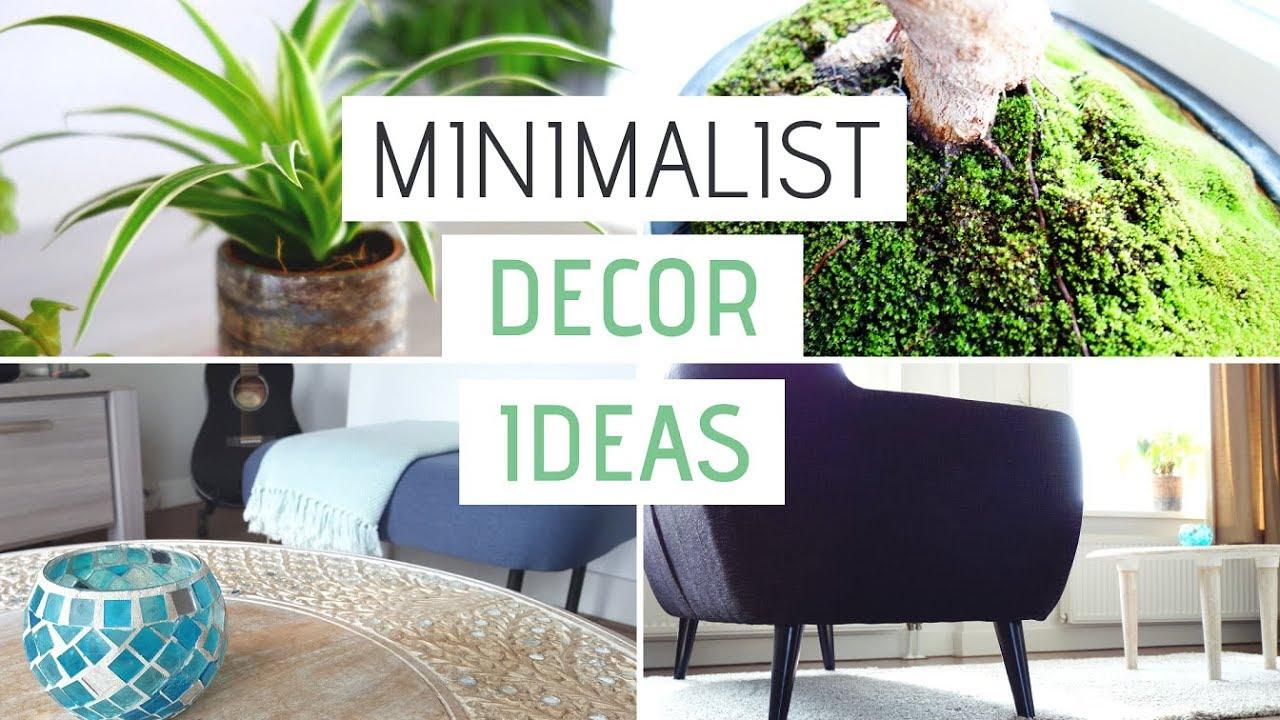 Tips Dekorasi Rumah Gaya Minimalis Elegan dan Nyaman