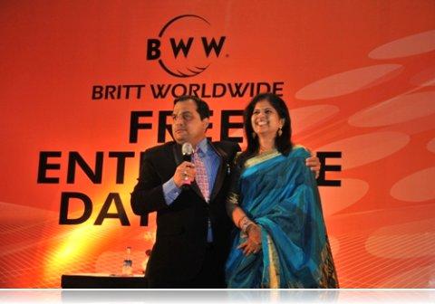 Bww Anil & Sandhya Shetty