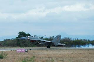 Sukhoi Su-30MKI Menggendong Brahmos