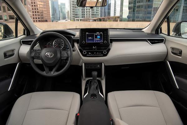 Toyota Corolla Cross L 2022 - EUA