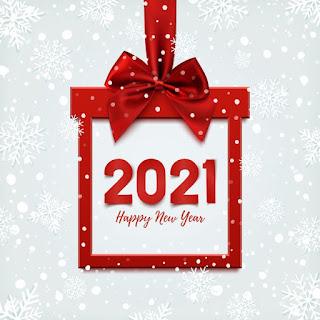 Happy New Year 2021 WhatsApp DP