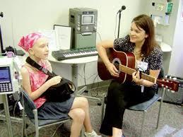 कैंसर के इलाज में कारगर है म्यूजिक थेरेपी Music therapy is effective in the treatment of cancer