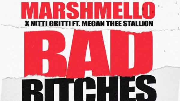 marshmello bad bitches lyric megan thee stallion