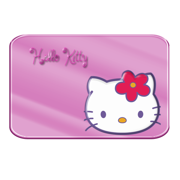 Clipart de Hello Kitty: Bordes, Imágenes y Fondos.
