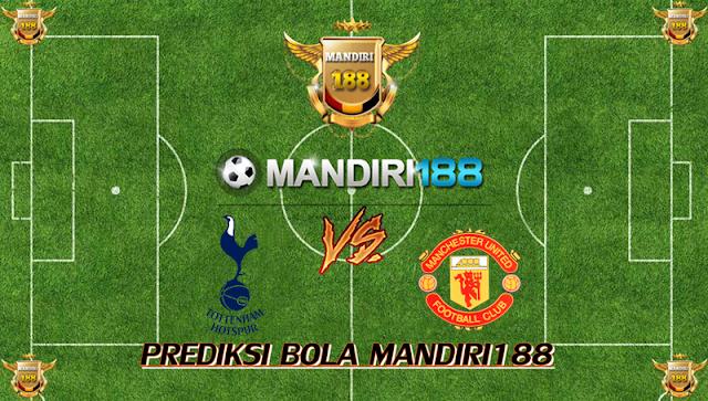 AGEN BOLA - Prediksi Tottenham Hotspur vs Manchester United 1 Februari 2018