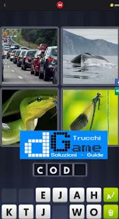 4 Immagini 1 Parola livello 94