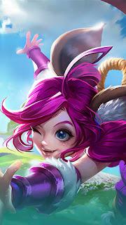Nana Feline Wizard Heroes Support Mage of Skins V4
