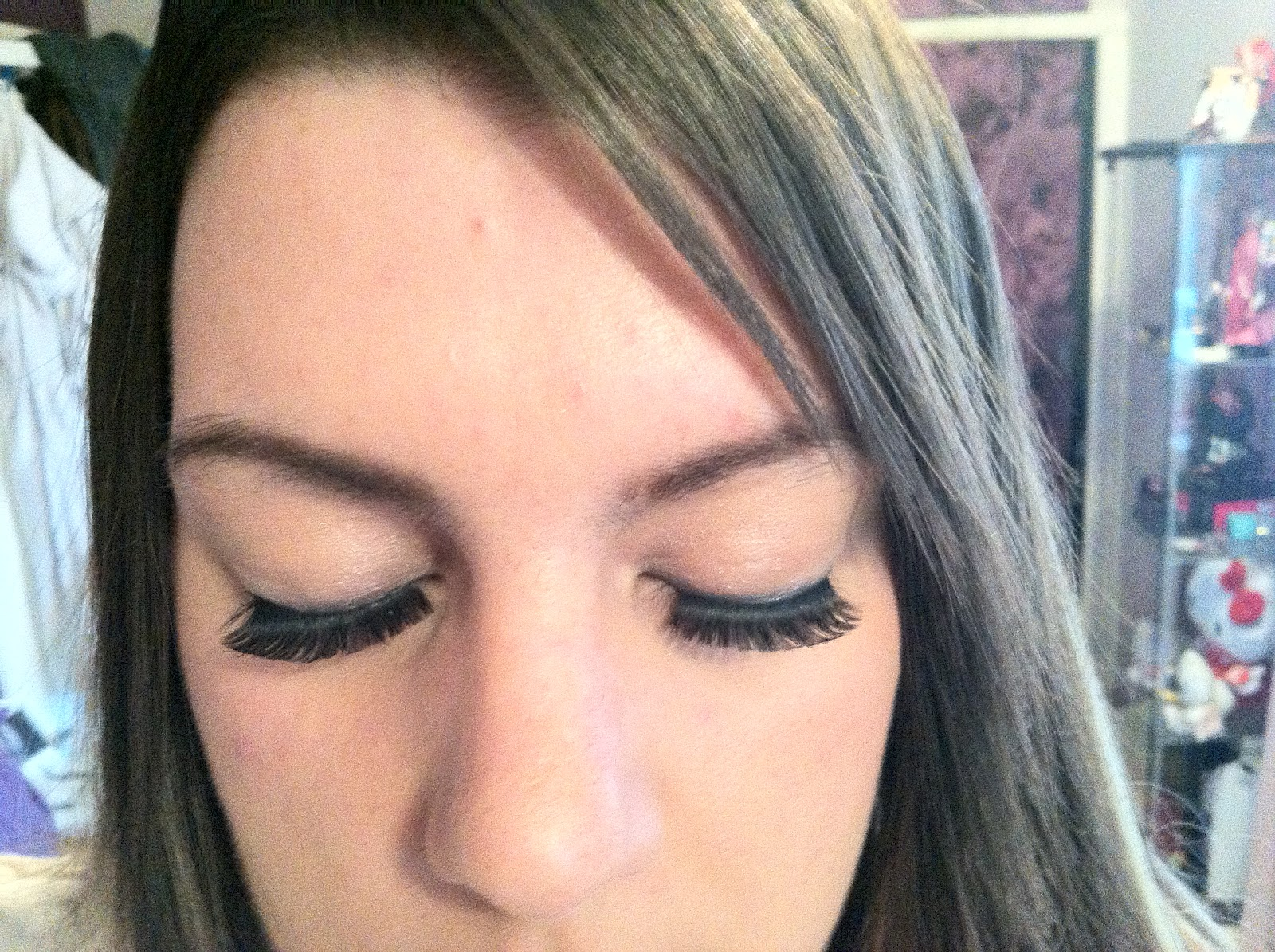 73f33016801 These would be ideal for someone who like the glamour of false lashes  without being to over the top, as all the Ardell lashes do they really make  your eyes ...