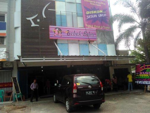 Bebek Belur buka cabang ketujuh di Jalan Diponegoro, Bandar Lampung (jejamo.com)