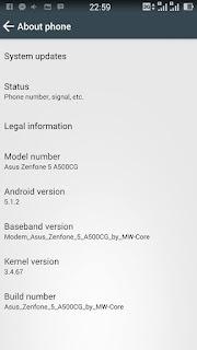 [Custom] [Rom] Asus Zenfone 5 For Acer Liquid E3