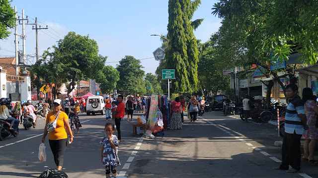 Car Free Day Jombang 2020