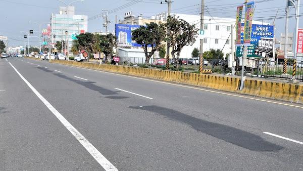 和美鎮彰美路路面不平 縣府將改善逾7年坎坷道路