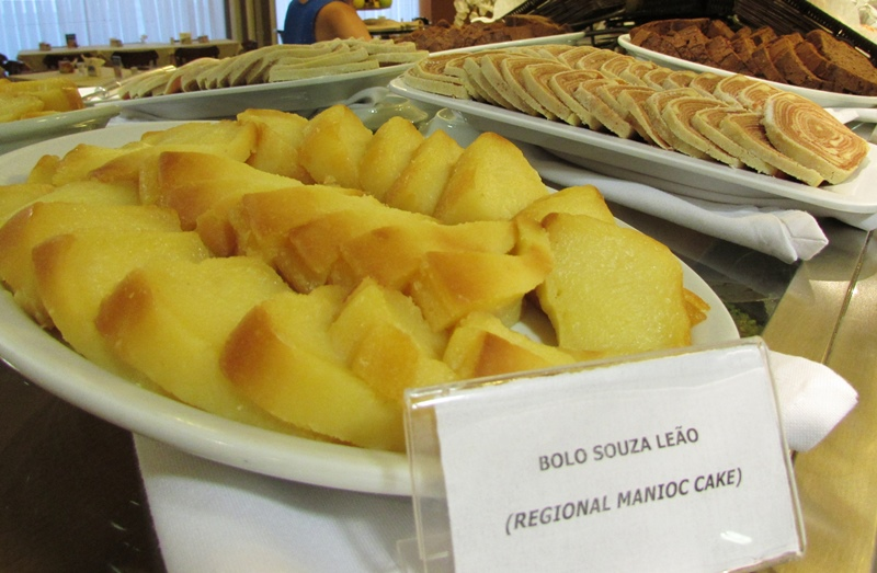 Bolo Souza Leão, Pernambuco