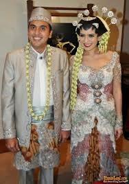 Kumpulan Foto Model Baju Kebaya Pengantin Jawa Modern