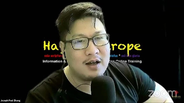 Viral Video Jozeph Paul Zhang Diduga Meni5ta Ag4ma, Tantang Dipolisikan