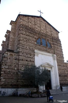 Chiesa di San Pietro in Cattedra di Valeggio sul Mincio