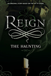 Reign: The Haunting by Lily Blake cover