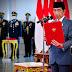 Berdasarkan Keppres No. 5/Polri/2021, Presiden Jokowi Lantik Listyo Sigit Prabowo sebagai Kapolri