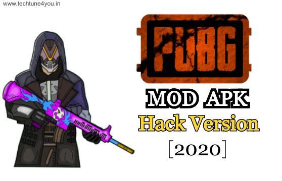 Latest PUBG Mobile Hack Apk 2020 - Unlimited PUBG MOD Apk