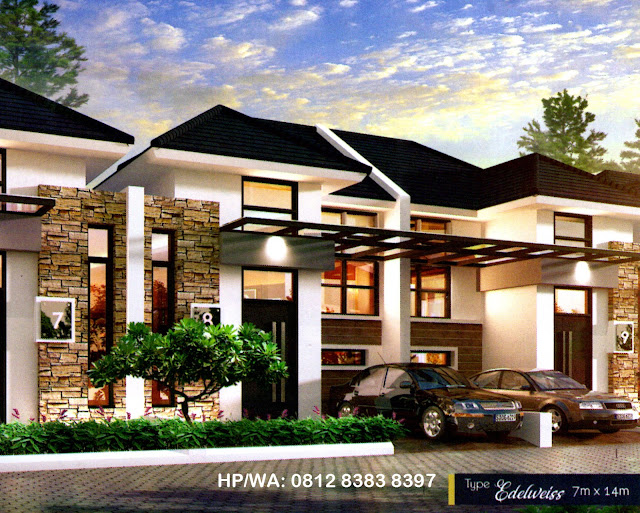 Rumah Murah 500 Jutaan Dekat Simpang Pemda Medan, Diskon 40 Juta, Tipe 70, Tinggi Plafon 5,25 M